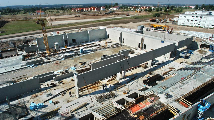 Ressort: B2 Herzogenaurach ..Foto: Matthias Kronau..Motiv: Neubau des Brandcenters von adidas in Herzogenaurach