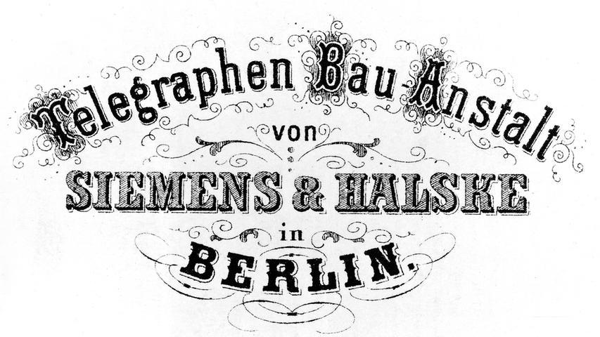 Werner von Siemens gilt als ein Wegbereiter des Industriezeitalters. 1847 gründete er zusammen mit dem Feinmechaniker Johann Georg Halske die