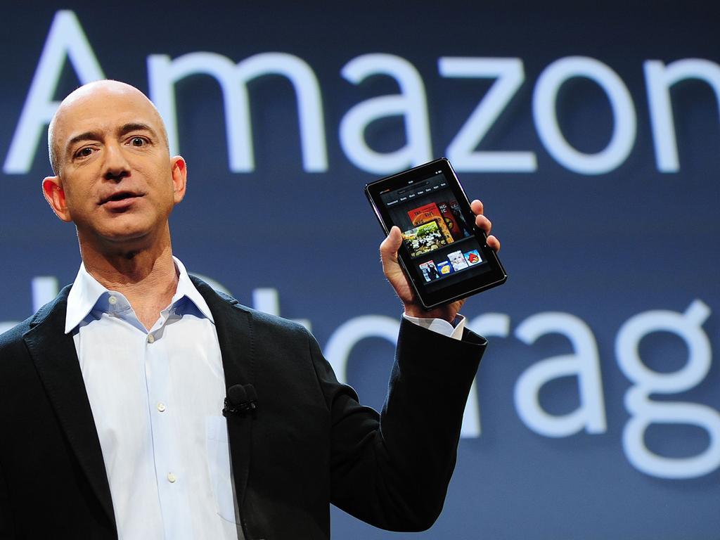 Er ist der König Midas unserer Zeit: Jeff Bezos, Gründer und Chef von Amazon, ist mit 131 Milliarden Dollar Vermögen sagenhaft reich - dem US-Magazin