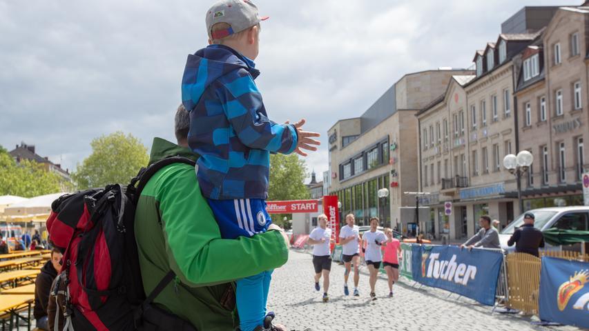 FOTO: Frank Kreuzer, 12.05.2019 - Impressionen vom 17. Fürthlauf 2019 in der Fürther Innenstadt