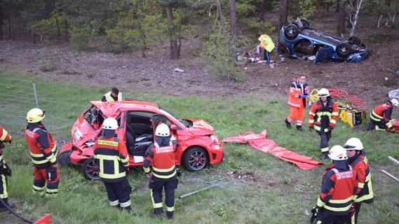 Oberasbach Unfall