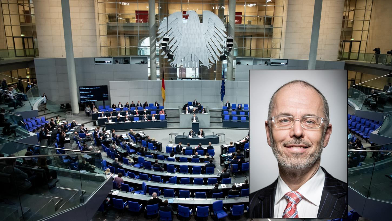 Harald Baumer ist der Mann in Berlin für die Nürnberger Nachrichten.