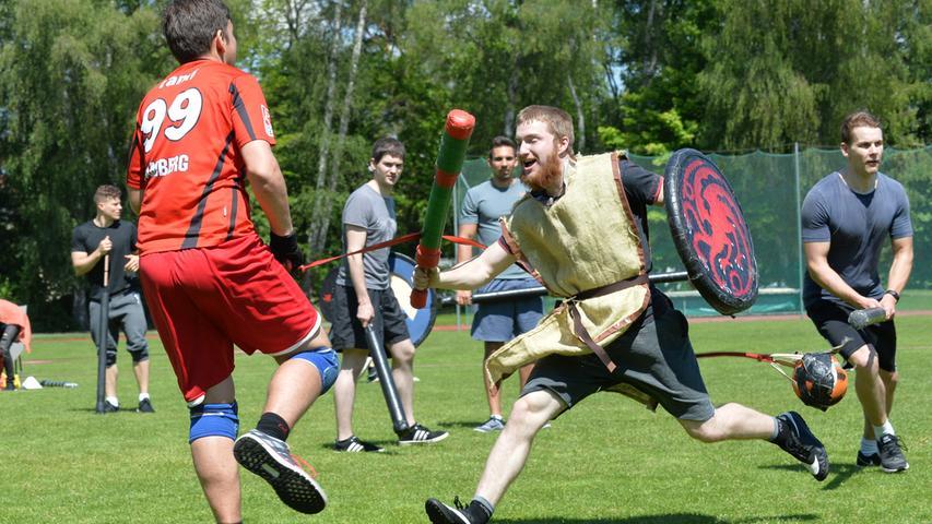 Jugger is Coming: Turnier im Stil von Game of Thrones