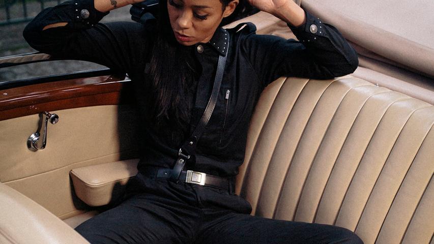 Jadu Laciny ist die Ehefrau von Rapper Marteria. Mit ihrem neuen Album