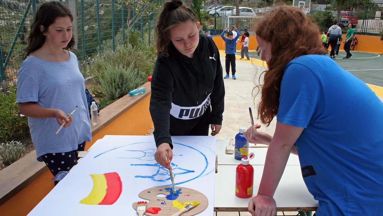 Zwei Jahre dauern die Projekte im Rahmen von Erasmus+, bei denen die Herzogenauracher Mittelschüler sich mit Schülern aus anderen europäischen Ländern treffen.