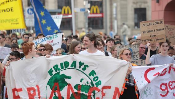 Karlsruhe stärkt Klimaschutz: Freude bei Erlanger FFF