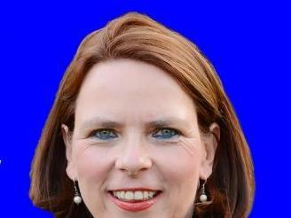 Foto: CSU - 05/2019 gesp...Motiv: Portrait Karin Passow..Platz 9 der CSU-Liste für die europawahl 2019 , 49 Jahre, Betriebswirtin, Unterfranken