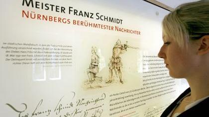 Die Schau im Henkerhaus zeigt Auszüge aus dem Diensttagebuch des berühmtesten Nürnberger