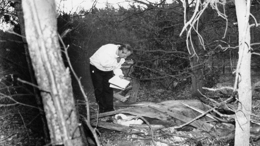 Im Erlenstegener Forst sorgte im März 1991 ein Doppelmord für Entsetzen in Nürnberg. Akribische Ermittlungen führten schließlich zum Täter. Die ganze Geschichte lesen Sie hier.