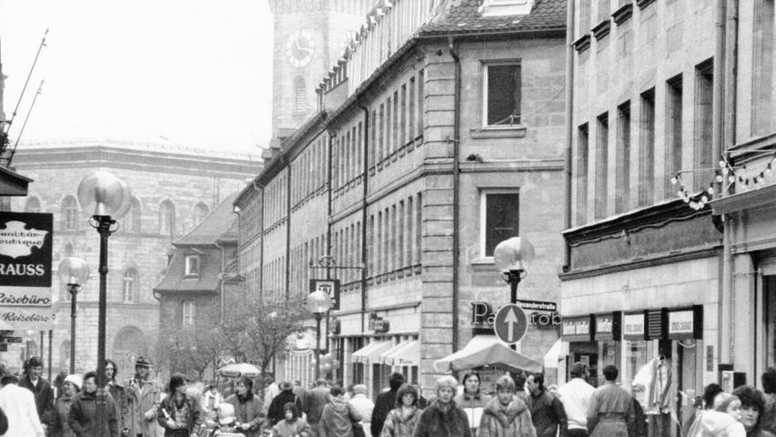Vom Autoparkplatz zur Flaniermeile: So entstanden die Fußgängerzonen in der Region