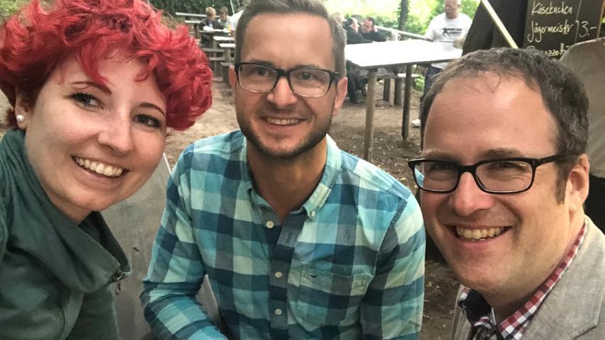 Keller-Gefluester, Tag 1: Florian Janik