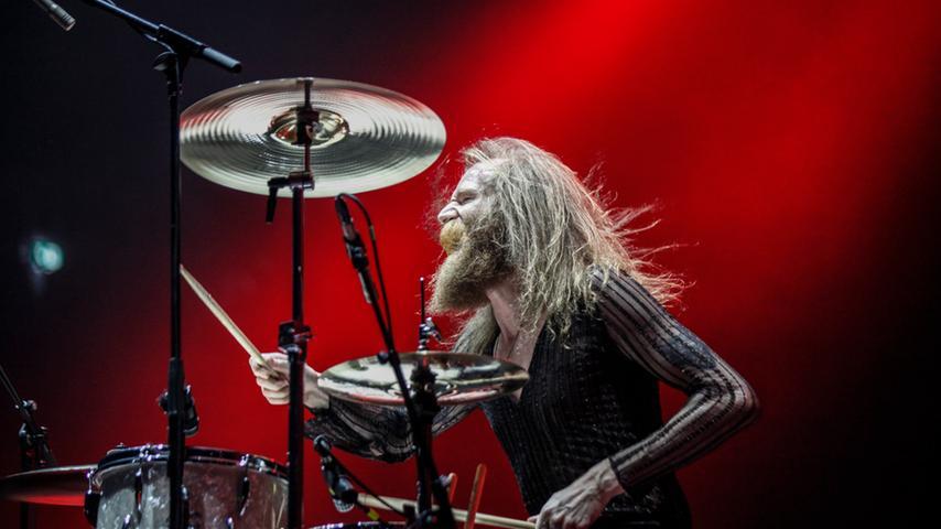 Drache, Tiger, Wolf: Stoner-Rock mit Kadavar am Zeppelinfeld