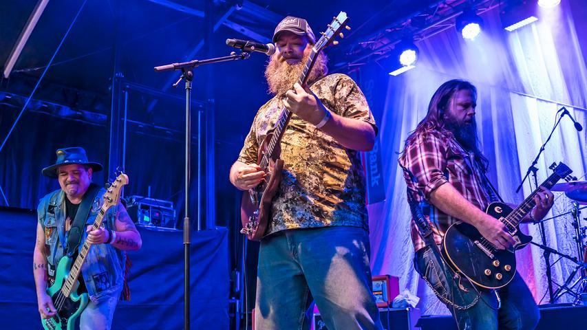 Oldtime-Soul und Southern Rock: Das war der Samstag auf der Freiheit