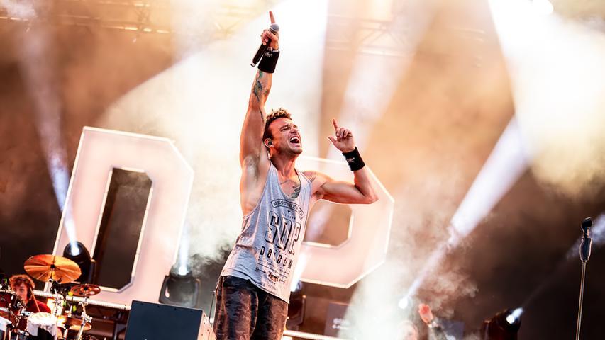 Party pur: SDP reißen auf Rock im Park 2019 die Bühne ab