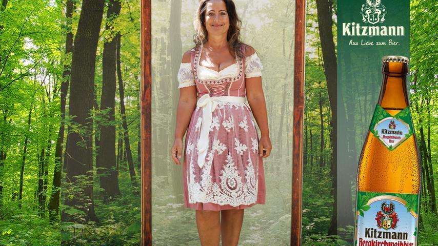 ...Martina Wildner, ebenfalls aus Erlangen, und...