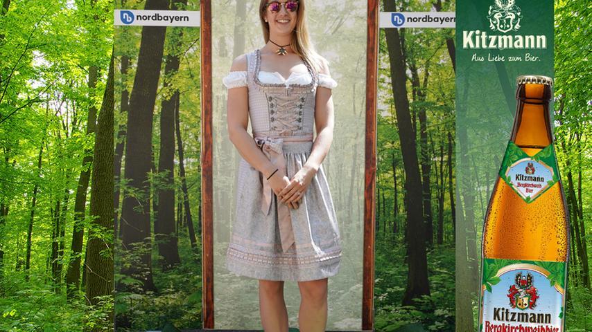 Jessica Krothe aus Unterfranken verbuchte 21 Stimmen für sich.
