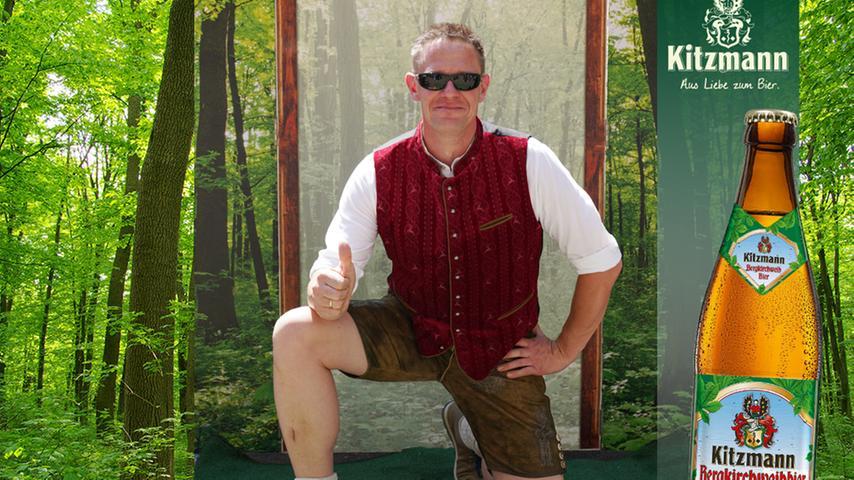 Daumen hoch für den Berg! Für Michael Sowirtz als Mister Berg 2019 stimmten fünf User ab.