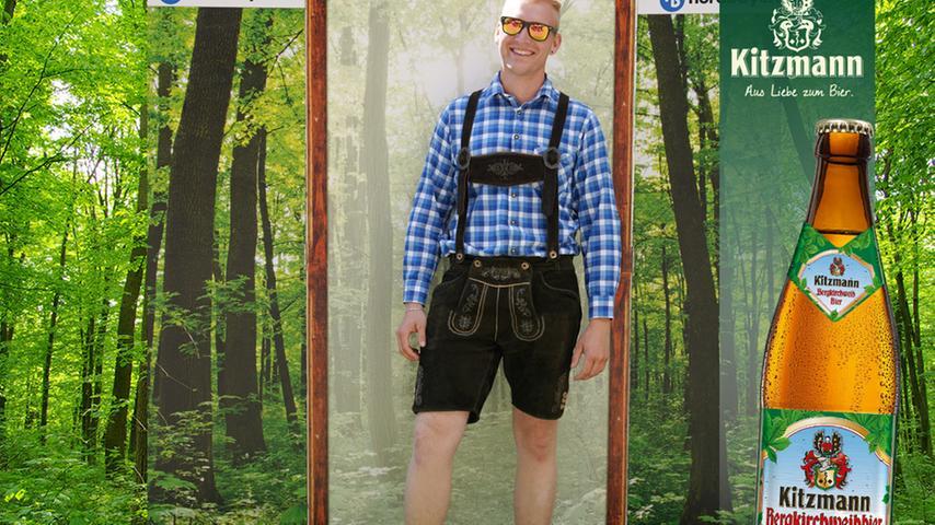 Platz 39 ist doppelt besetzt: mit dem Lukas Hörle aus Baden-Württemberg und...