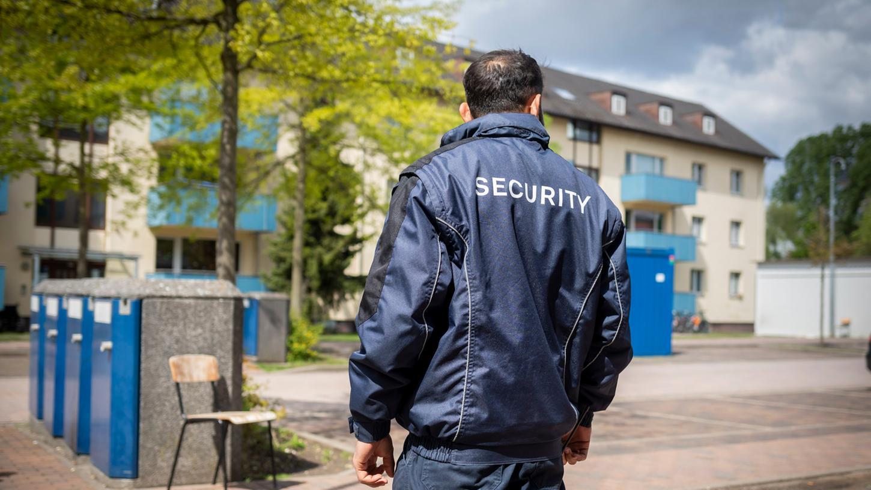 Gewalt zwischen den Bewohnern des Ankerzentrums und dem Sicherheitsdienst gab es in der Vergangenheit immer wieder.