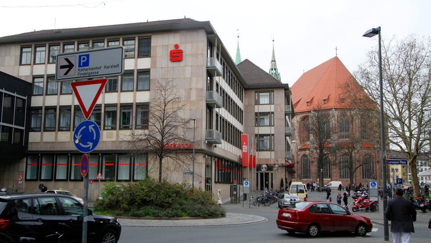 Das Geschäft mit dem Geld: Diese Banken gibt es in Nürnberg