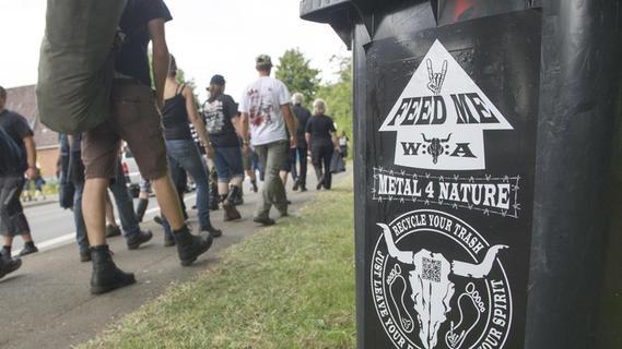 Nach Rock im Park: So soll auf Festivals Müll bekämpft werden