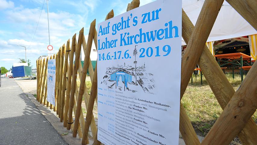 Redaktion:Hauptausgabe..Fotograf:Athina Tsimplostefanaki..Motiv: Kirchweih in Lohe, Nürnberg..Datum:15.06.2019....Abrechnung:Pauschal