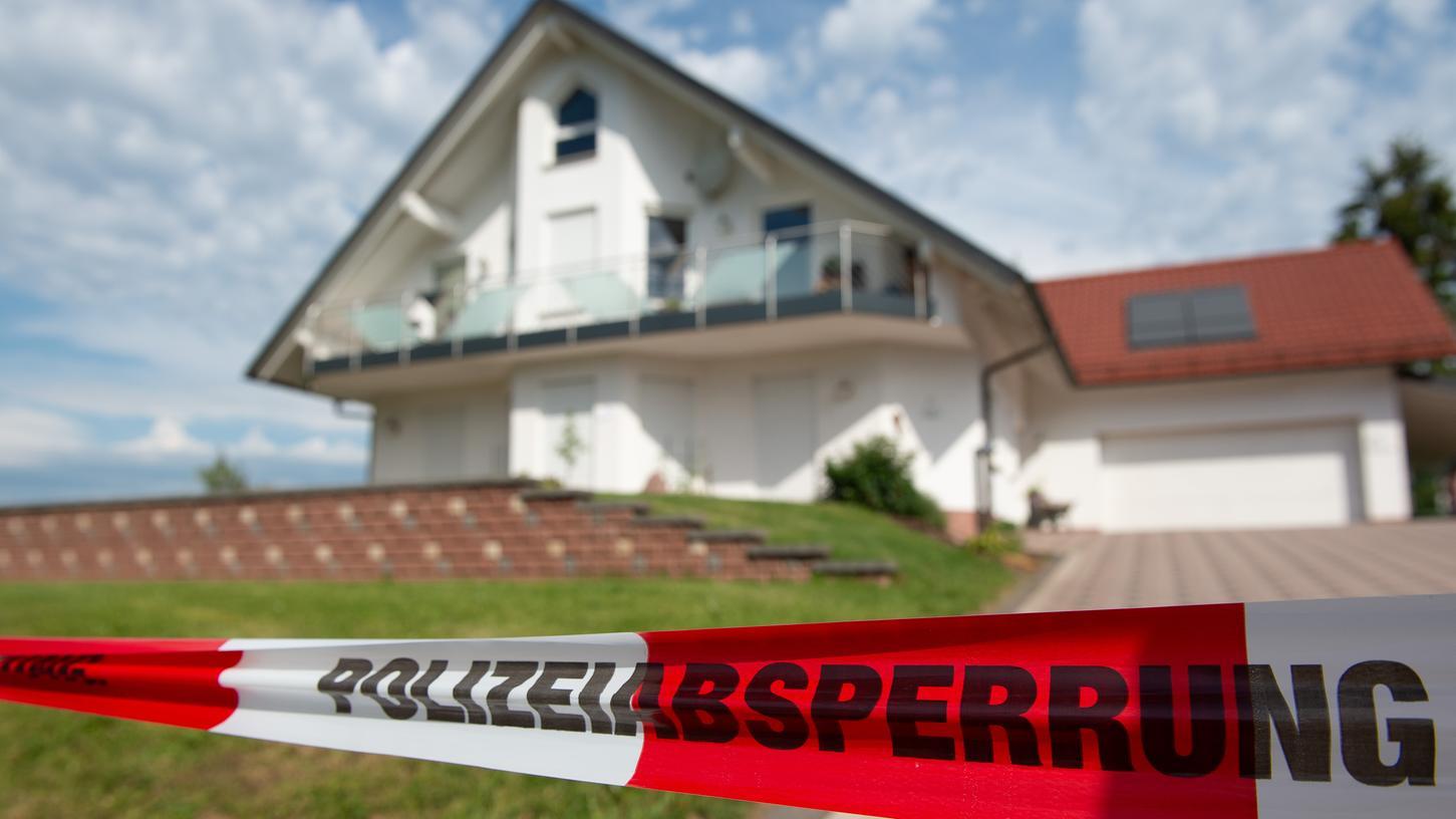 Hat der dem rechtsextremen Milieu nahestehende Stephan E. den Kassler Regierungspräsidenten Walter Lübcke hier auf dessen Terrasse erschossen?