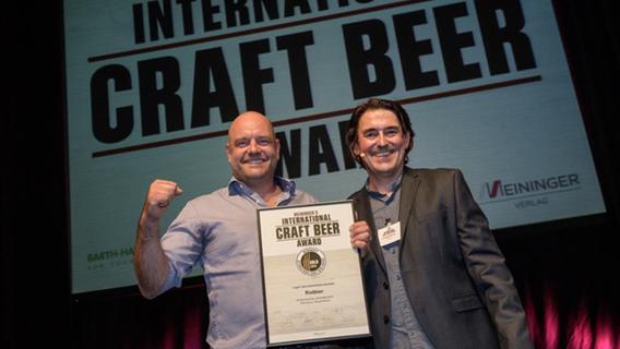 Rotbier von Schanzenbräu gewinnt International Beer Award