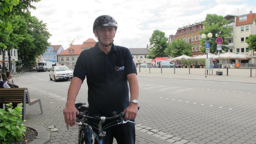Die NN waren mit Gerhard Krahl vom ADFC in Forchheim unterwegs, auf der Suche nach Stellen, an denen in Forchheim für Radfahrer Verbesserungsbedarf besteht. Und zahlreiche unserer User wiesen uns auf gefährliche und ärgerliche Stellen hin.