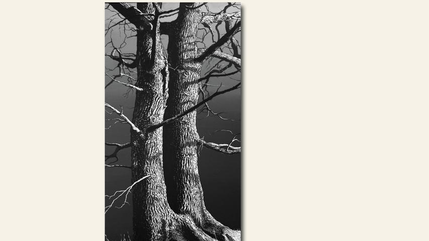 geb. 1956 in Fürth lebt in Fürth Madsius_November_3 (2019) 120 x 60 cm Öl auf Leinwand