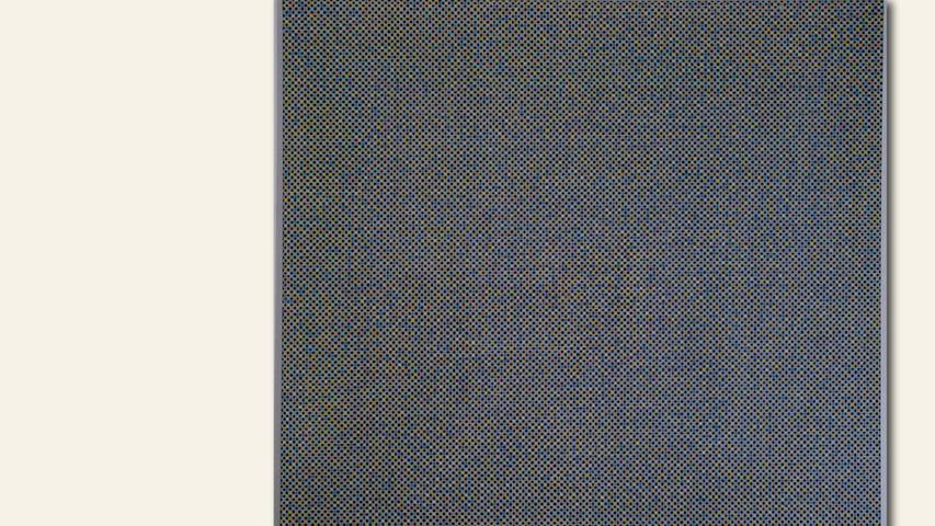 geb. 1943 in Gleiwitz lebt in Nürnberg Kosmos (2018) 190 x 190 cm Öl