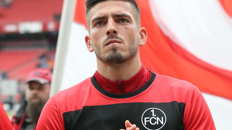 Verabschiedet sich aus Franken Richtung Stuttgart zum VfB: Keeper Fabian Bredlow.