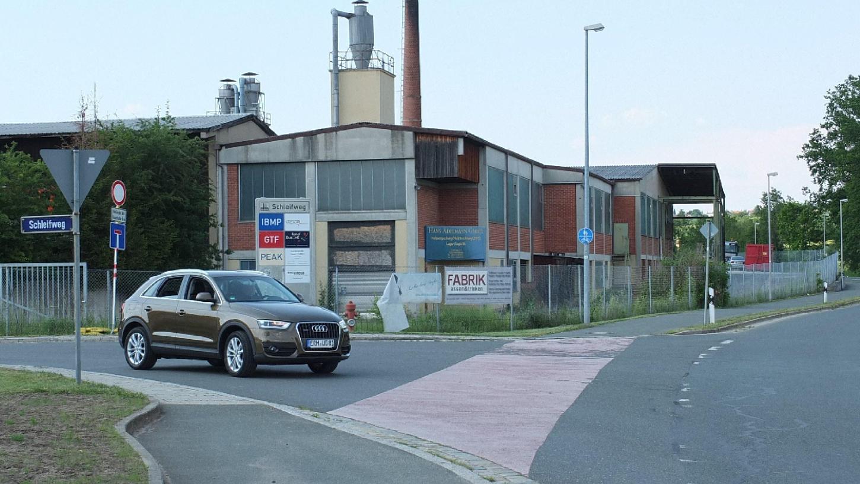 Der Heroldsberger Bauhof wird an der Ecke Kalchreuther Weg und Schleifweg seine neue Bleibe finden.