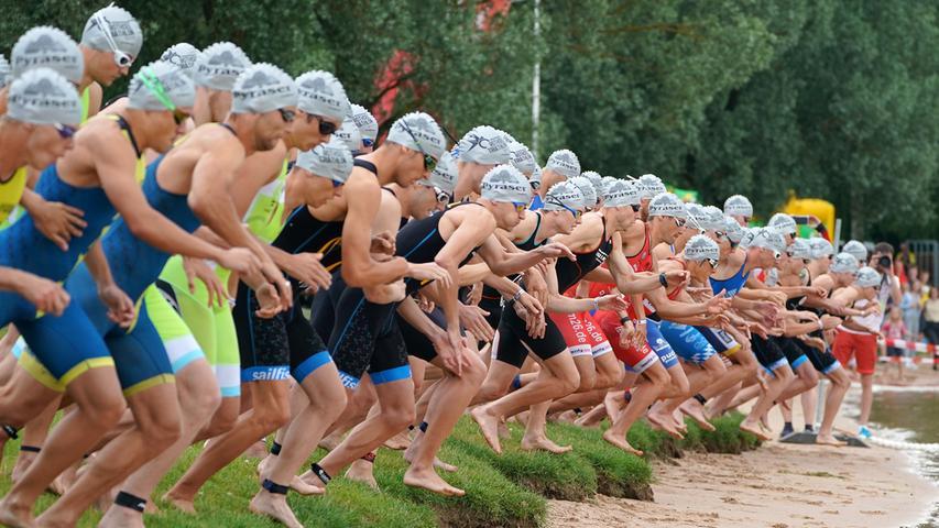 Zusage erhalten: Rothsee Triathlon soll stattfinden