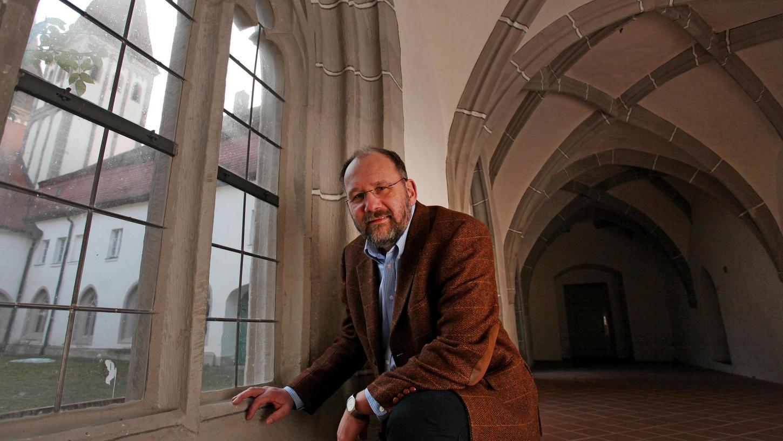 Muss die Politik – und damit den Steuerzahler – um Geld bitten: Dekan Klaus Kuhn, der Vorsitzende des Zweckverbands Kloster Heidenheim.