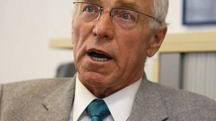 Überraschender Rücktritt: Post-SV-Präsident Wild.