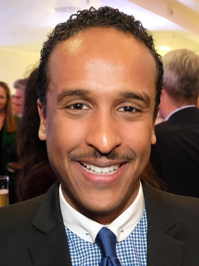 Nasser Ahmed, sportpolitischer Sprecher der SPD.