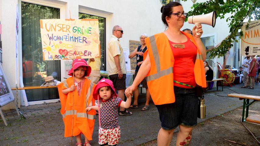 Viele Ideen für weniger Müll: Impressionen vom Zero-Waste-Festival in Fürth