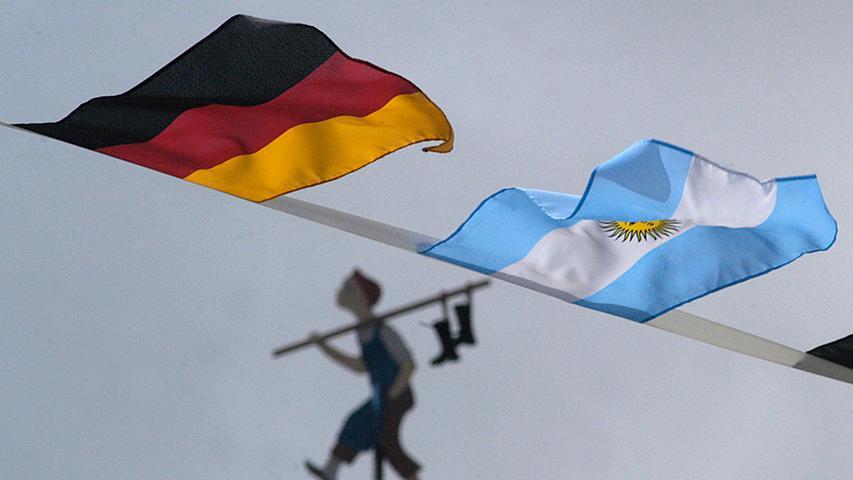 2006: Als Herzogenaurach argentinisch war