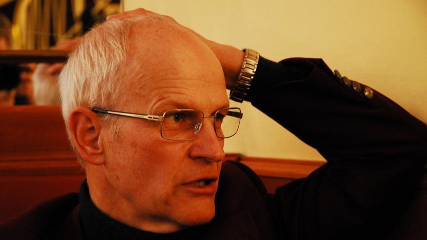 Helmut Gierse: Von der Technik zur Muse