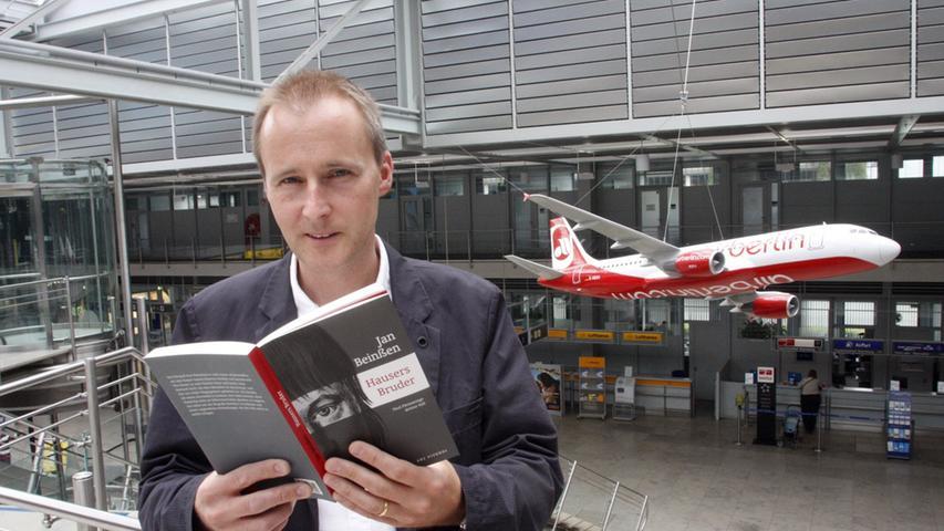 Jan Beinßen: Ein Leben zwischen Leichen und Luftverkehr