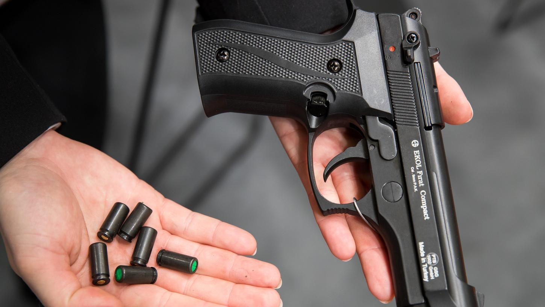Waffen wie diese sind bei den Bayern immer beliebter. Doch warum?