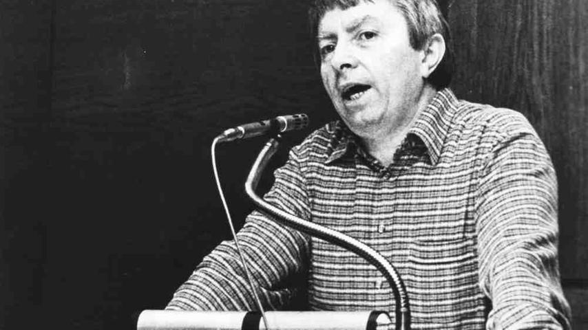 IG-Metaller Horst Klaus: Gewerkschaft und Friedenskampf als große Leidenschaft
