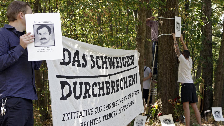 Die Tatorte des NSU sind in ganz Deutschland verteilt, die Straßennamen dauerhaft mit den Morden verbunden. In Nürnberg wurde immer wieder mit Aktionen rund um die Tatorte der Getöteten gedacht und die vollständige Aufklärung der Taten gefordert.
