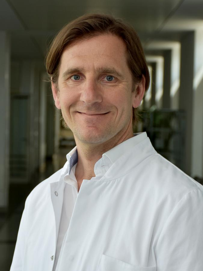 Prof. Andreas Blana, Urologie-Chefarzt am Klinikum Fürth