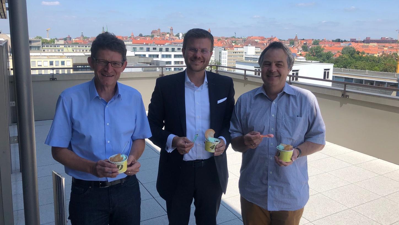 CSU-OB-Kandidat Marcus König zu Gast im Podcast von Michael Husarek und Matthias Oberth.