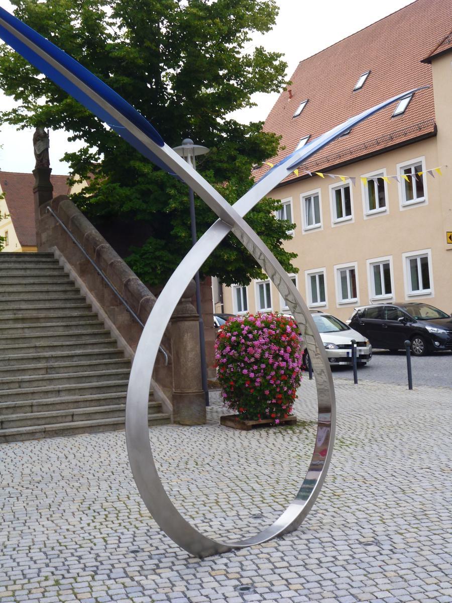 Kunst in Hip Foto: Harry Rödel 21.7.19