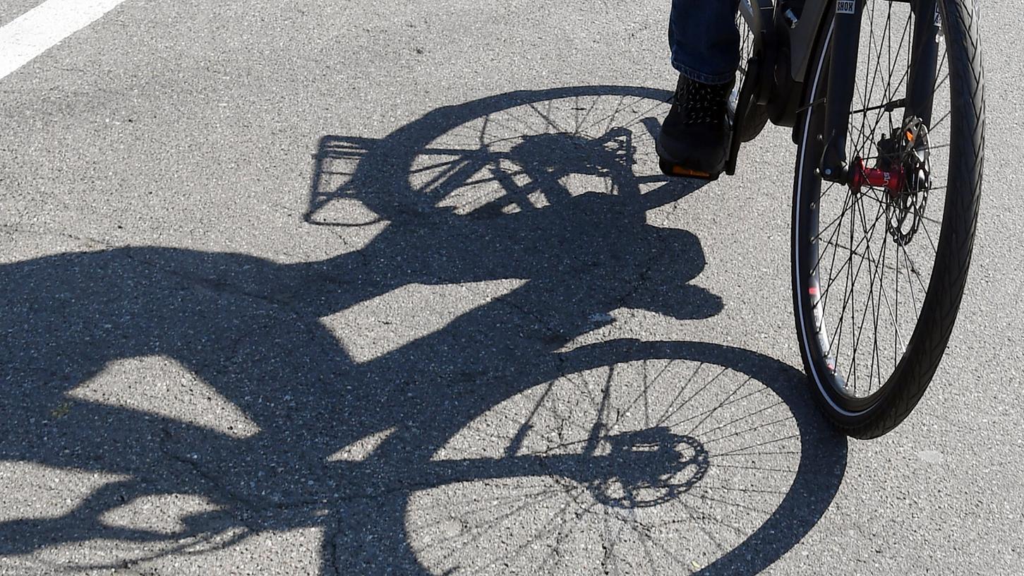 Ereignen sich viele Unfälle mit E-Bikes? Das wollte ein NN-Leser wissen.