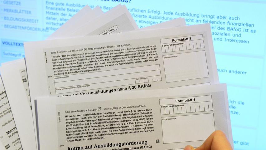 Ab dem 1. August steigt der Förderhöchstbetrag in zwei Stufen von 735 Euro auf 861 Euro im Monat. Der inkludierte Wohnzuschlag steigt von 250 Euro auf 325 Euro.