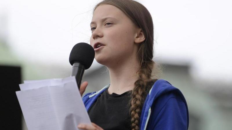 Klimaaktivistin Greta Thunberg erntet in sozialen Netzwerken viel Kritik.